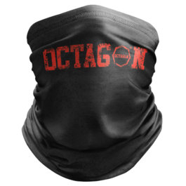 Komin Octagon Logo Caption
