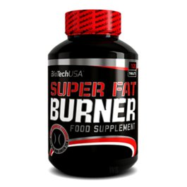 Super Fat Burner 120szt Biotechusa