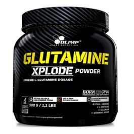 Glutamine Xplode Powder 500g Olimp